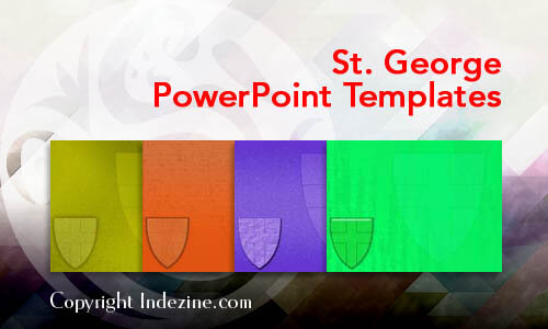 St. George PowerPoint Templates