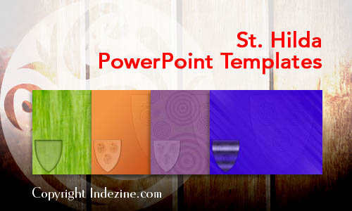 St. Hilda Christian PowerPoint Templates