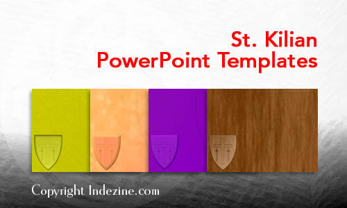 St. Kilian Christian PowerPoint Templates