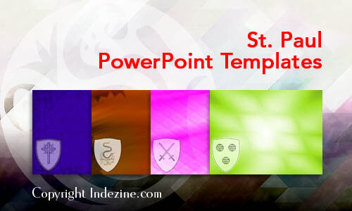 St. Paul PowerPoint Templates