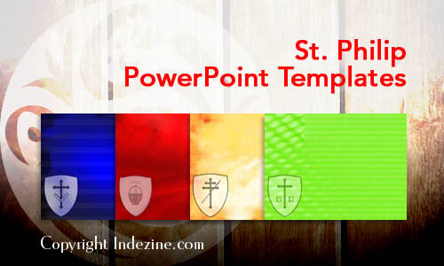 St. Philip PowerPoint Templates