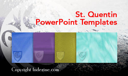 St. Quentin PowerPoint Templates
