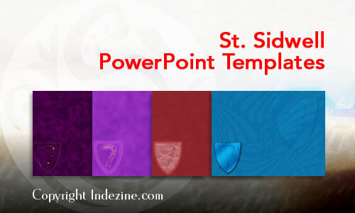 St. Sidwell Christian PowerPoint Templates