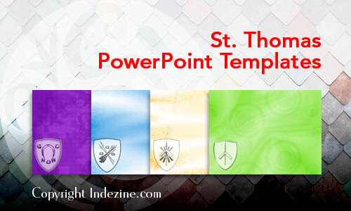 St. Thomas PowerPoint Templates