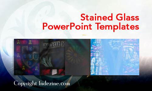 Stained Glass PowerPoint Templates