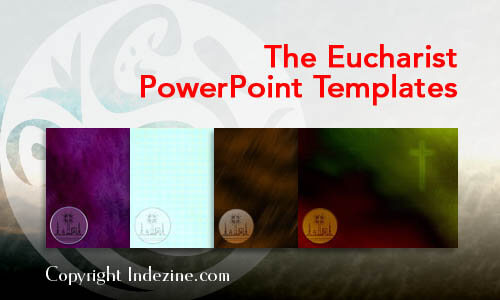 The Eucharist Christian PowerPoint Templates