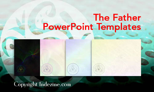 The Father PowerPoint Templates
