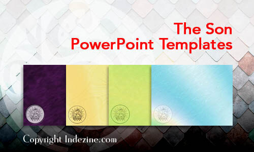 The Son PowerPoint Templates