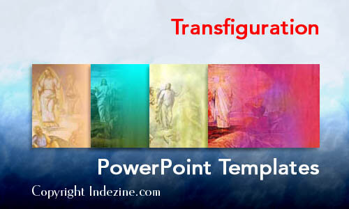 Transfiguration PowerPoint Templates