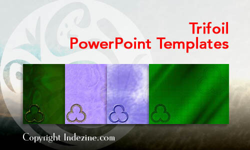 Trifoil Christian PowerPoint Templates