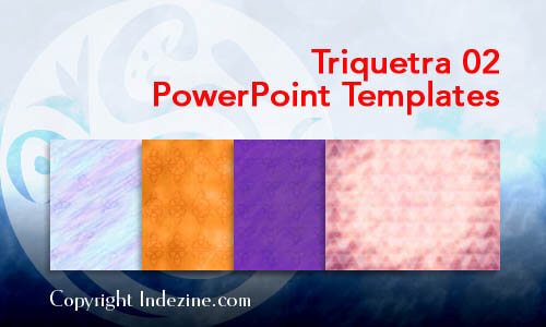 Triquetra 02 Christian PowerPoint Templates