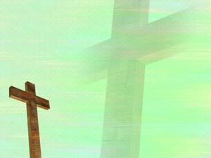 Cross 06 - Christian PowerPoint Templates
