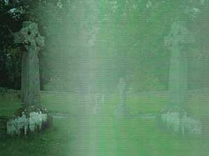 Cemetery Christian PowerPoint Templates